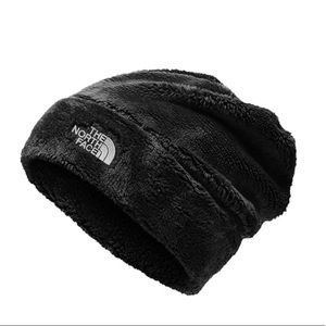 The North Face Girls Black Osito Beanie